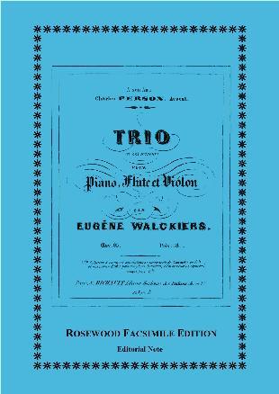 TRIO Op.95 in g minor