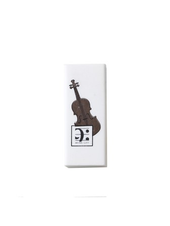 ERASER Violin Design