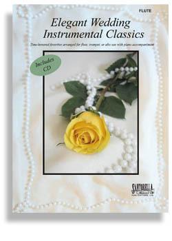 ELEGANT WEDDING INSTRUMENTAL CLASSICS + CD
