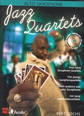 JAZZ QUARTETS + CD