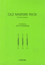 OLD MASTERS TRIOS playing score