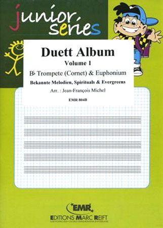DUETT ALBUM (JUNIOR SERIES) (tbn/euph treble)