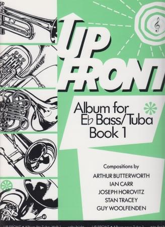 UP FRONT ALBUM Book 1 treble clef