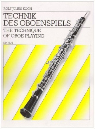 THE TECHNIQUE OF OBOE PLAYING