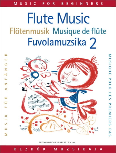 FLUTE MUSIC FOR BEGINNERS Book 2
