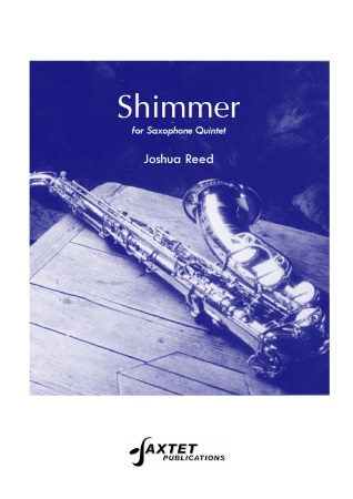 SHIMMER (score & parts)
