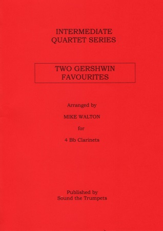 TWO GERSHWIN FAVOURITES (score & parts)