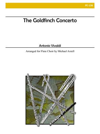 THE GOLDFINCH CONCERTO (score & parts)