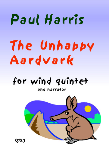 THE UNHAPPY AARDVARK (with Narrator)