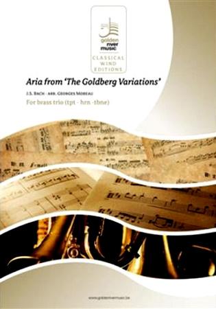 ARIA from Goldberg Variations