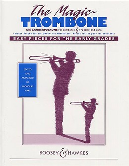 THE MAGIC TROMBONE (treble/bass clef)