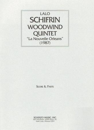 WOODWIND QUINTET (score & parts)