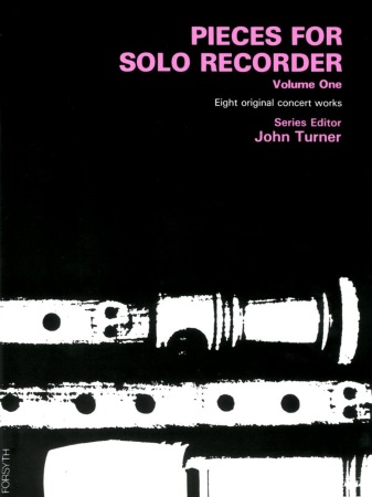 PIECES FOR SOLO RECORDER Volume 1