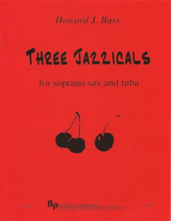 THREE JAZZICALS score & parts