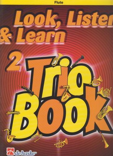 LOOK, LISTEN & LEARN Trio Book 2