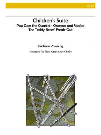 CHILDREN'S SUITE (score & parts)