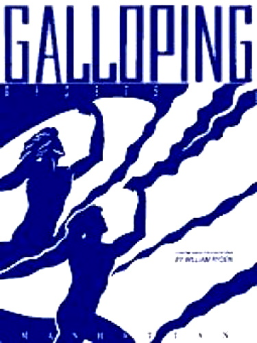 GALLOPING GHOSTS (score & parts)