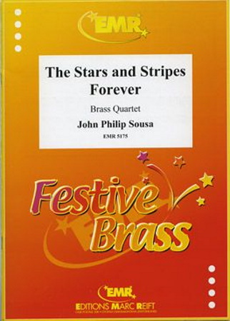 THE STARS AND STRIPES FOR EVER (score & parts)
