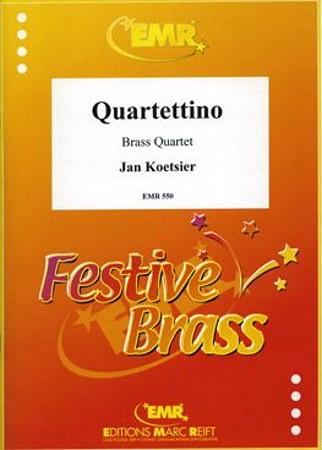QUARTETTINO Op.33 No.2 score & parts