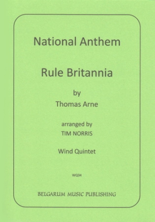 NATIONAL ANTHEM and RULE BRITANNIA