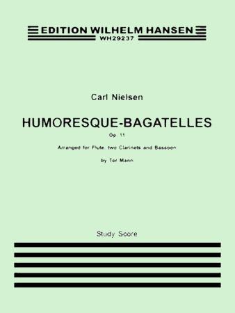 HUMOROUS BAGATELLES set of parts