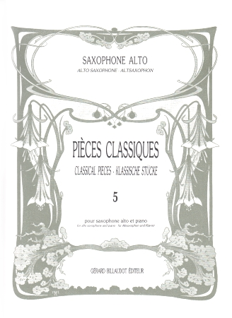 CLASSICAL PIECES Volume 5