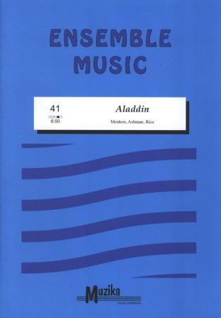 ALADDIN (score & parts)