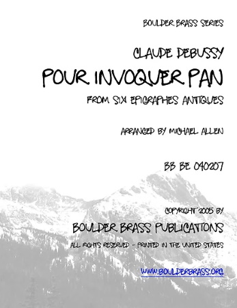 POUR INVOQUER PAN