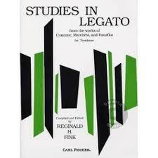 STUDIES IN LEGATO