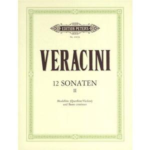 12 SONATAS Op.1 Volume 2