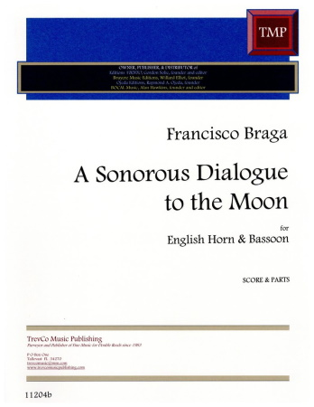 A SONOROUS DIALOGUE TO THE MOON