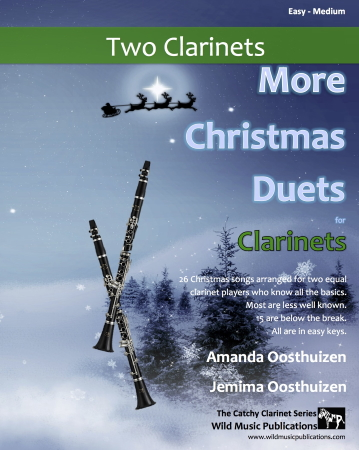MORE CHRISTMAS DUETS