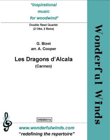 LES DRAGONS D'ALCALA (score & parts)