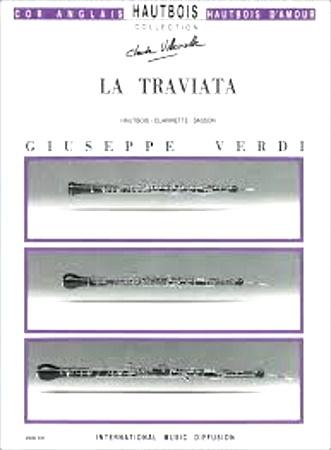 LA TRAVIATA (score & parts)