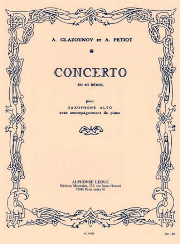 CONCERTO in Eb major Op.109