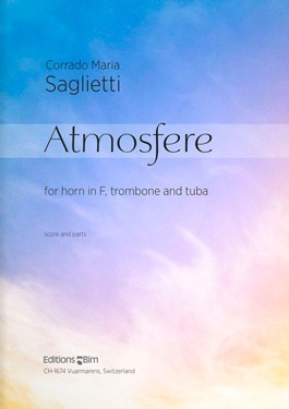 ATMOSFERE (score & parts)