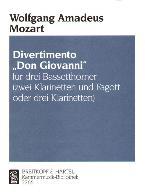 DIVERTIMENTO 'Don Giovanni'