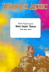 EASY JAZZY 'TUDES + CD (bass clef)