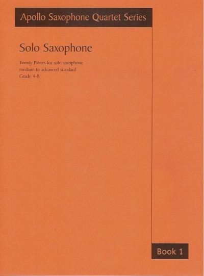 SOLO SAXOPHONE Book 1