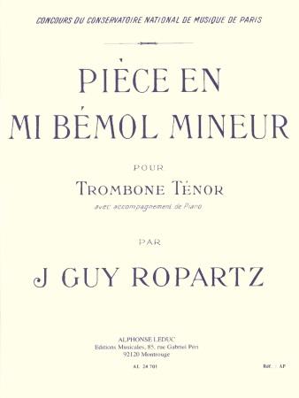 PIECE in Eb minor