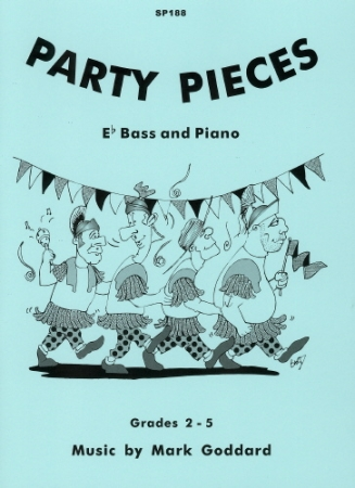PARTY PIECES treble clef