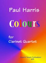 COLOURS (score & parts)