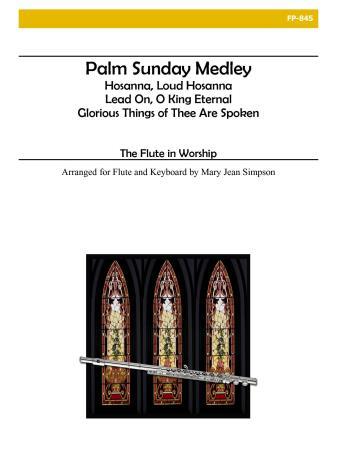 PALM SUNDAY Medley