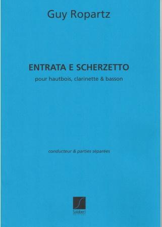 ENTRATA E SCHERZETTO (score & parts)