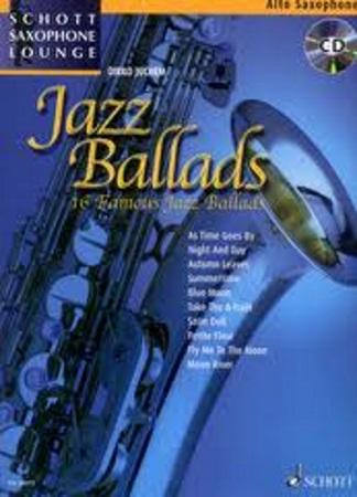 JAZZ BALLADS + CD