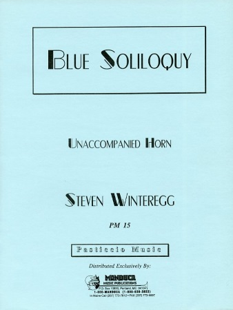 BLUE SOLILOQUY