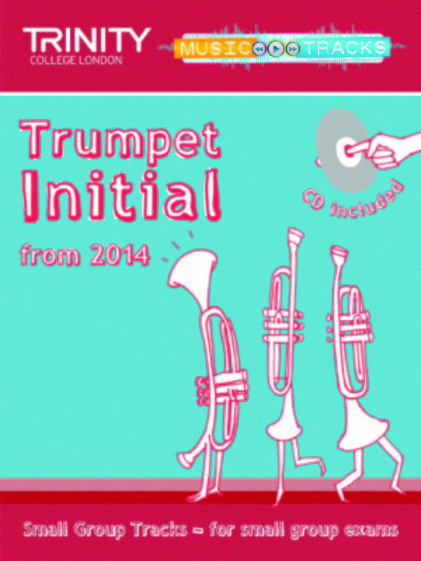 SMALL GROUP TRACKS Trumpet: Initial + CD