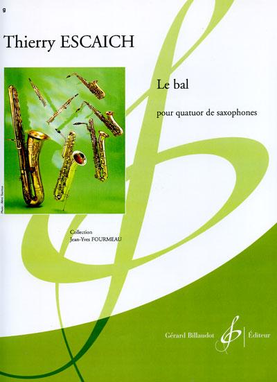 LE BAL (score & parts)