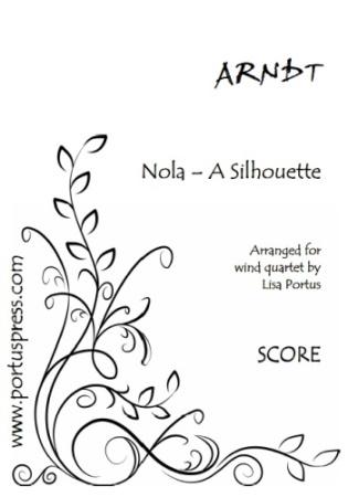 NOLA - A SILHOUETTE (score & parts)