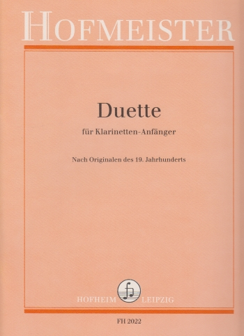 DUETS from the 19th Century